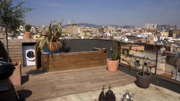 Segunda terraza de 20 metros cuadrados
