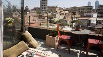 Primera terraza