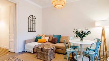Utilizar los muebles adecuados