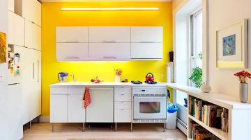 Mejorar la cocina en un piso de alquiler