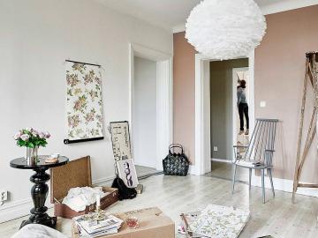 Mejorar los suelos en un piso de alquiler