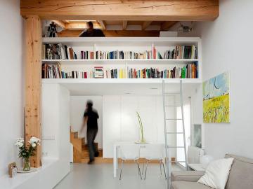Solución techos altos