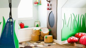 Organizar el cuarto de los pequeños es posible