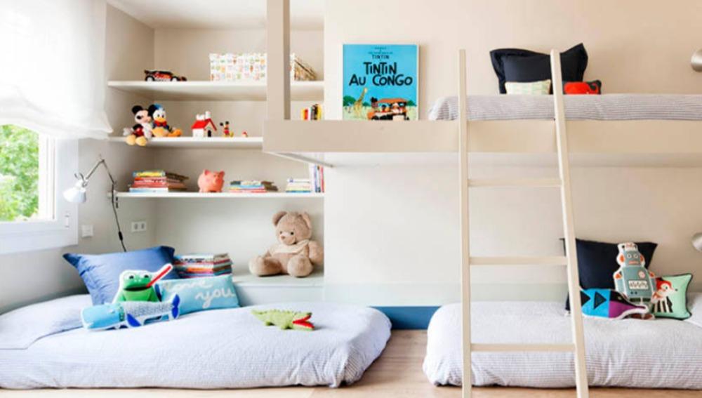 Un dormitorio puede durar mucho tiempo