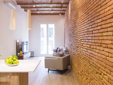 Cambiar un piso de 62 m2