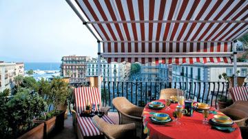 La vida en Florencia desde las alturas
