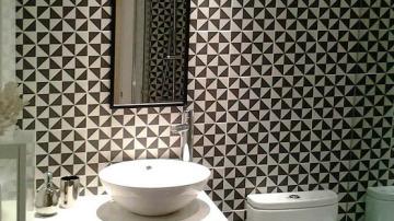 Las ilusiones ópticas son otra gran opción para aprovechar los espacios