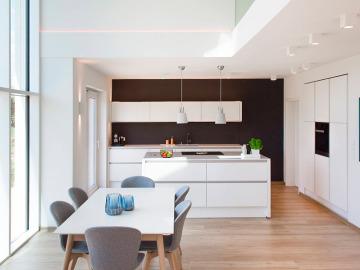 Casa de estilo escandinavo